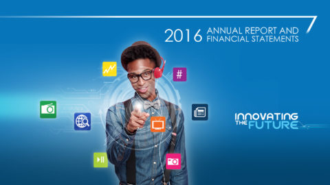 2016 Annual Report and Financial Statements