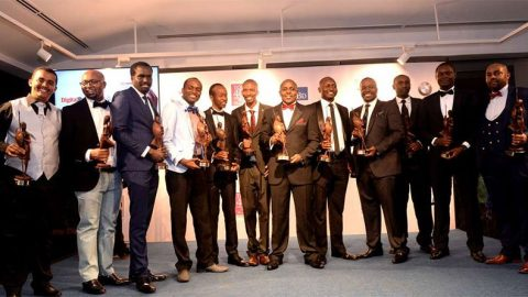 Nation, BMW fete Top 40 Under 40 2017