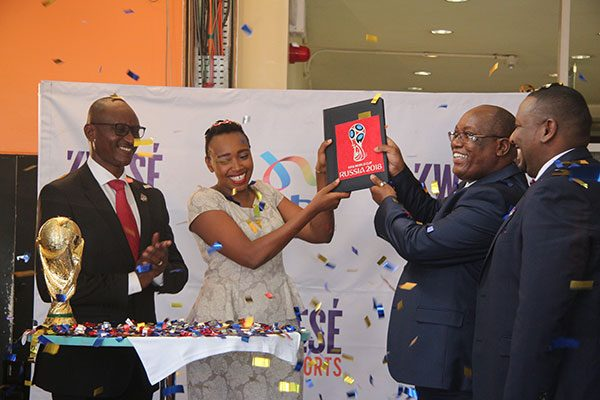 NTV to broadcast Fifa World Cup matches