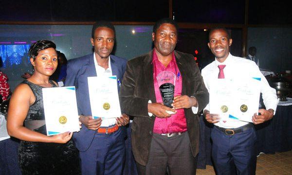 NMG hailed for championing water, sanitation journalism