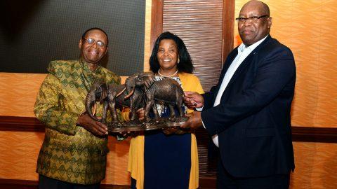 Nation Media Group bids farewell to Olive Mugenda