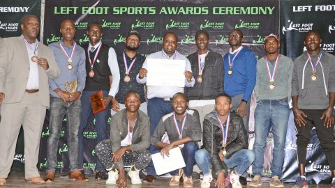 Nation FC win top Corporate League awards