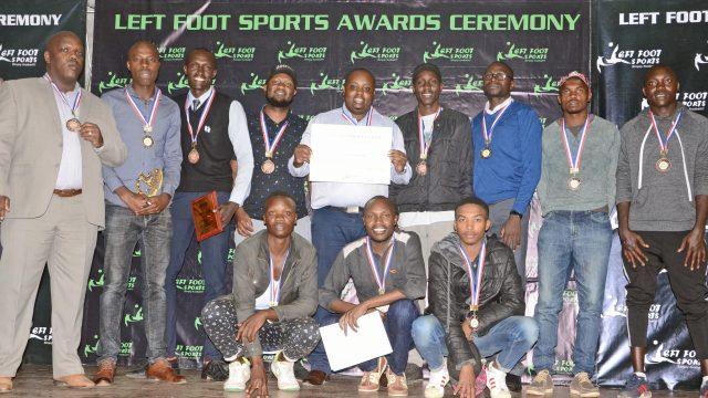 Nation FC win top Corporate League awards
