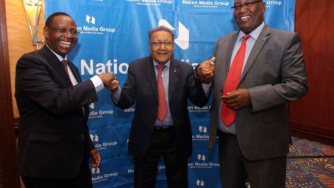 Nation Media shareholders to earn Sh942m after Sh1bn profit