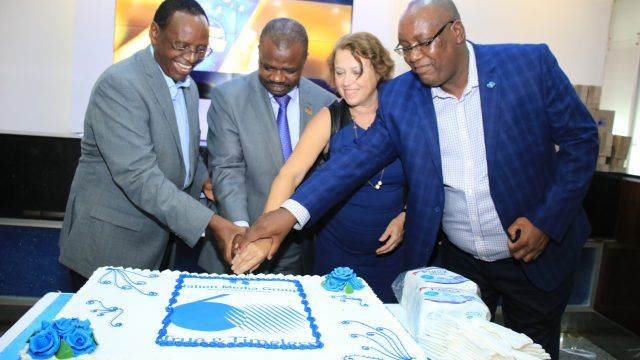 Fireworks as NMG marks 60 years of unrivalled journalism