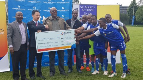 NMG and StarTimes launch partnership