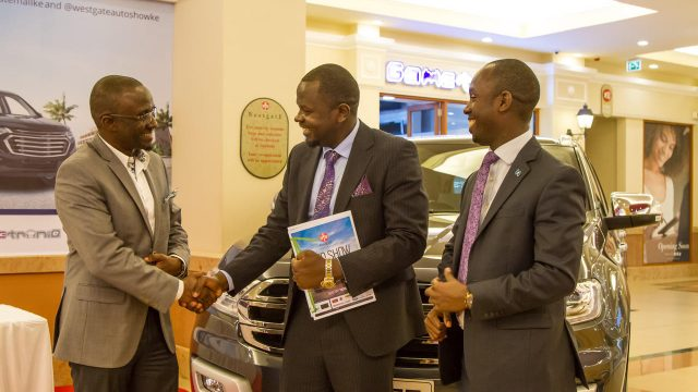 Autoshow 2019: NMG partners with Stride