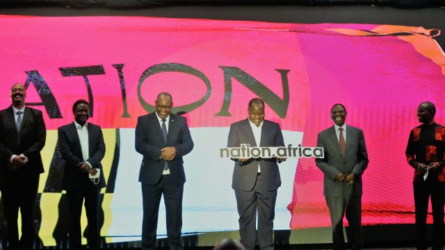 NMG uses Augmented Reality to launch new Nation.Africa