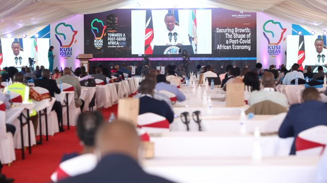 Kusi Ideas Festival a Chance to Rethink New World Order
