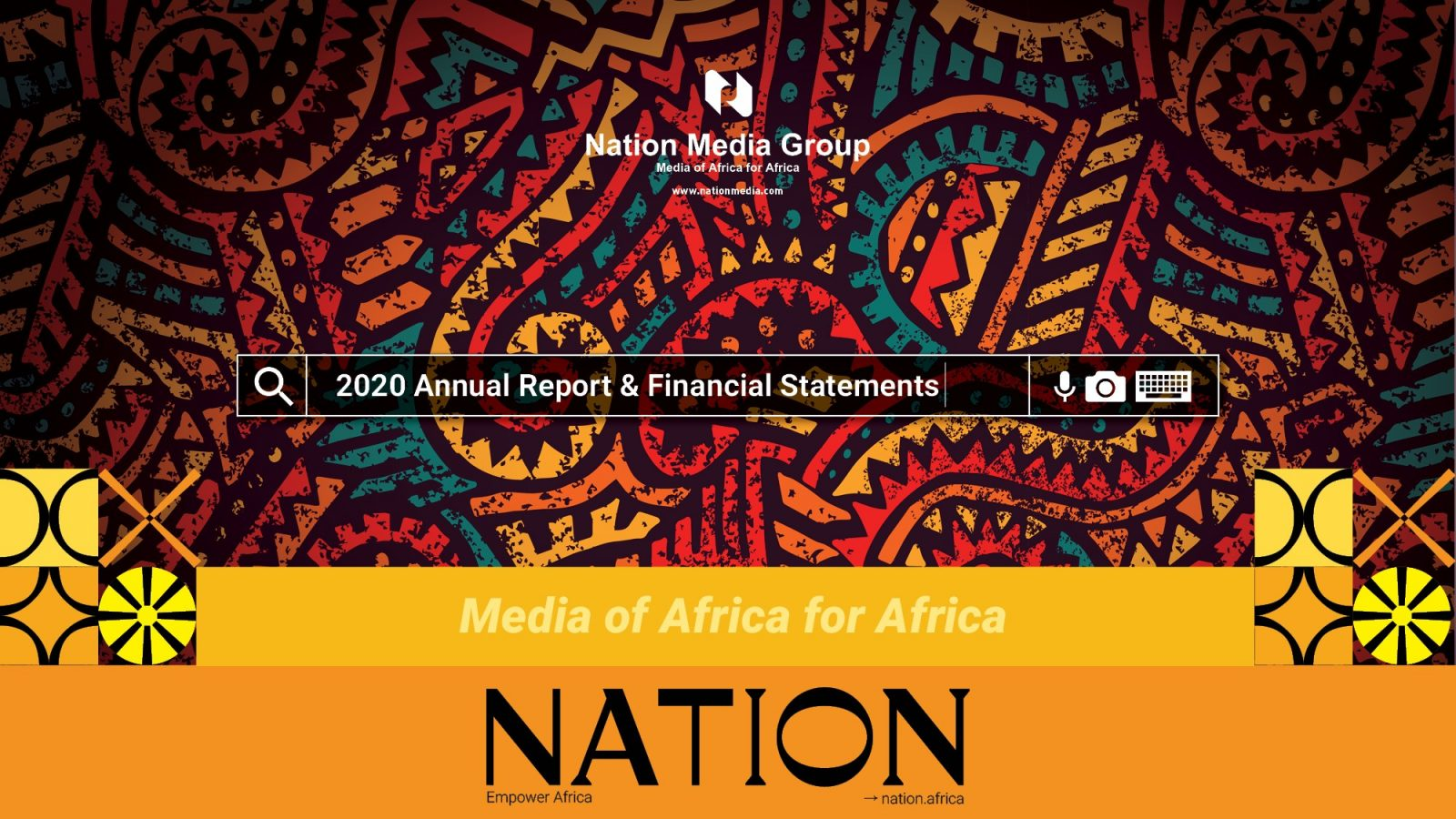NMG 2020 Annual Report & Financial Statements