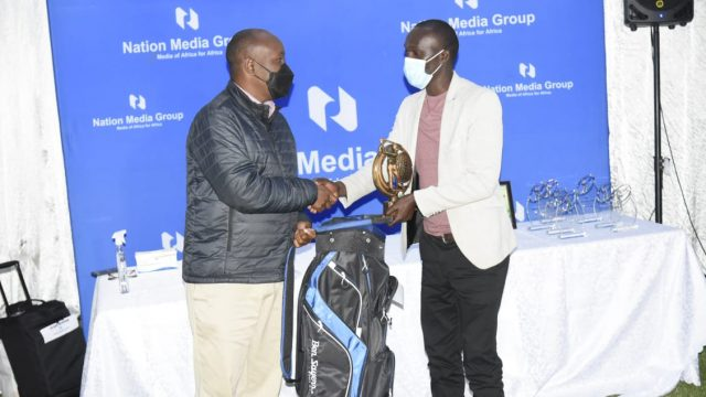 Nation Classic third leg at Nakuru Golf Club